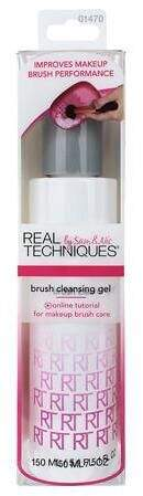 Higienizador Brush Cleansing Gel REAL TECHNIQUES