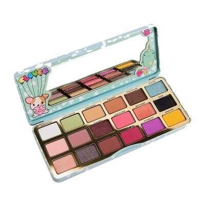 Paleta de sombras CLOVER TOO FACED