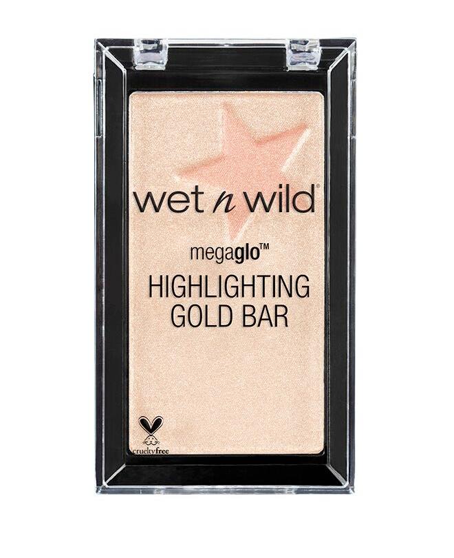 Iluminador Megaglo Gold Bar WET N WILD