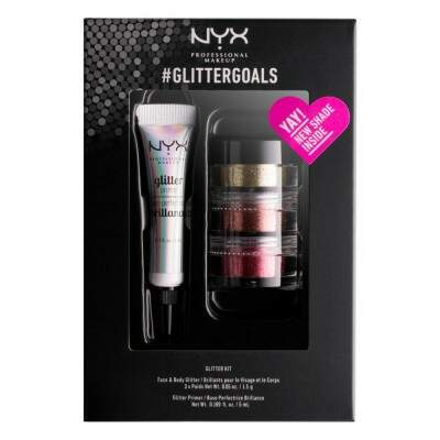 Kit 2 #GlitterGoals NYX