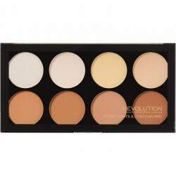 Paleta Iconic Lights and Contour Pro REVOLUTION