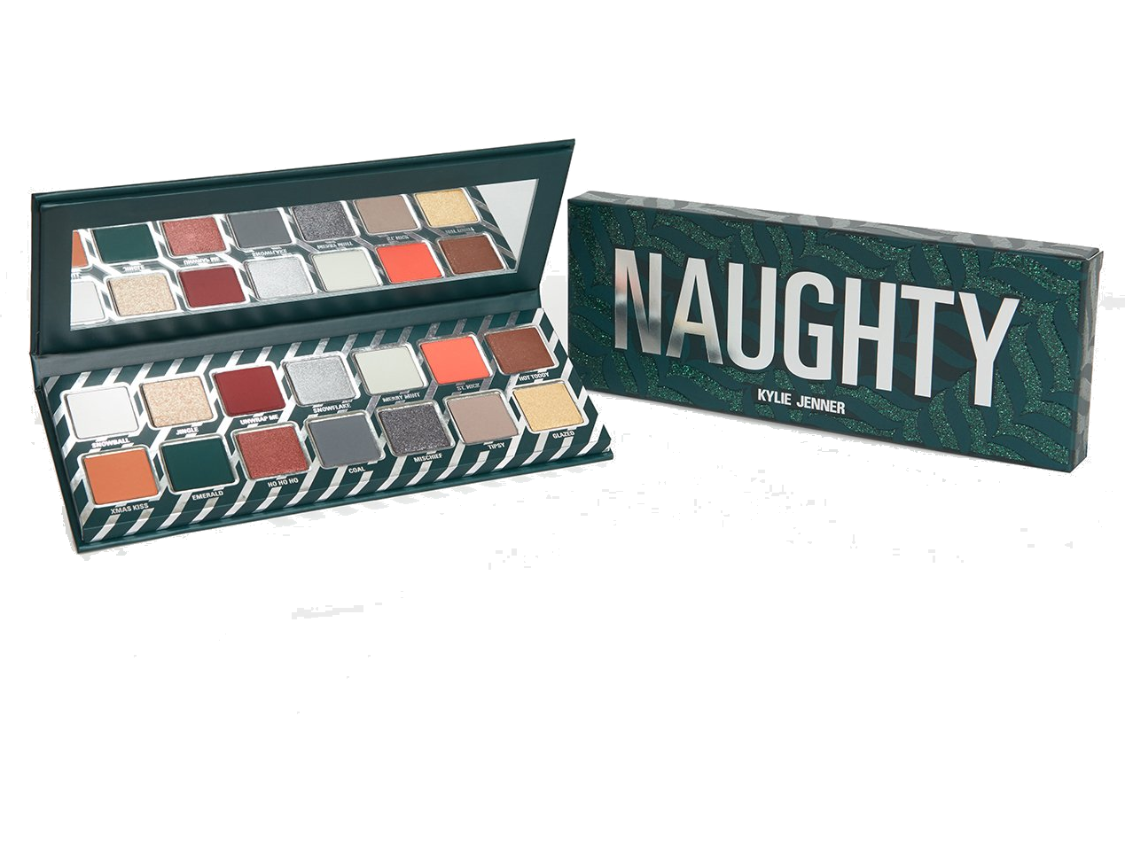 Paleta de sombras The Naughty KYLIE COSMETICS