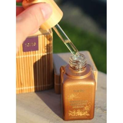 Oil facial Bronzing Serum TARTE
