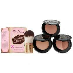 Kit Passport To Bronze TOO FACED