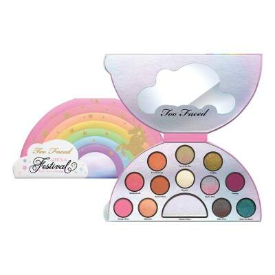 Paleta Lifes A Festival  TOO FACED