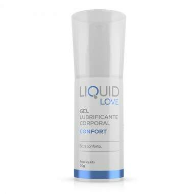 LIQUID SEX GEL LUBRIF. CONFORT ANAL