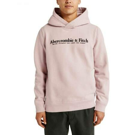 Moletom Masculino Abercrombie Fitch