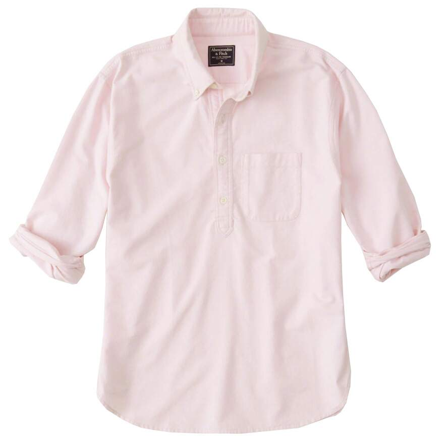 Camisa Social Abercrombie Masculina