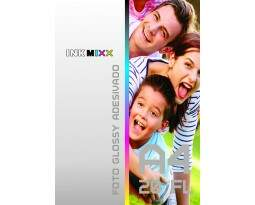 Photo Glossy Paper Adesivado (20 fls A4)