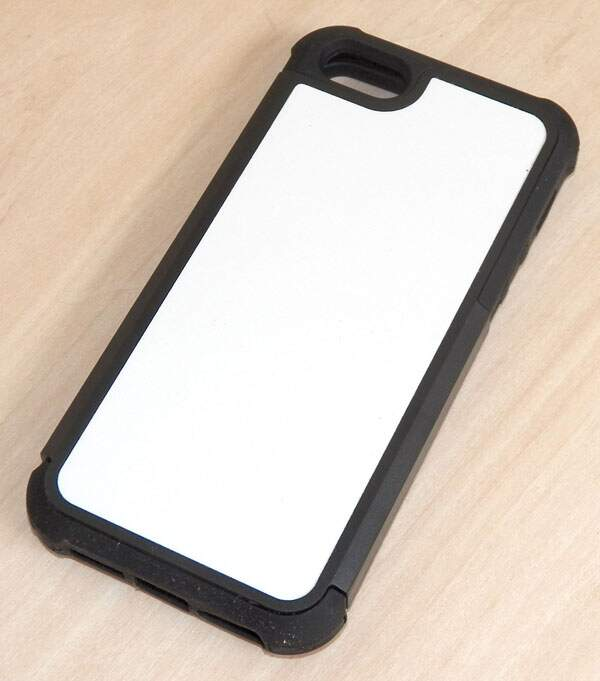 Case para Iphone 5 para personalizar com transfer sublimatico