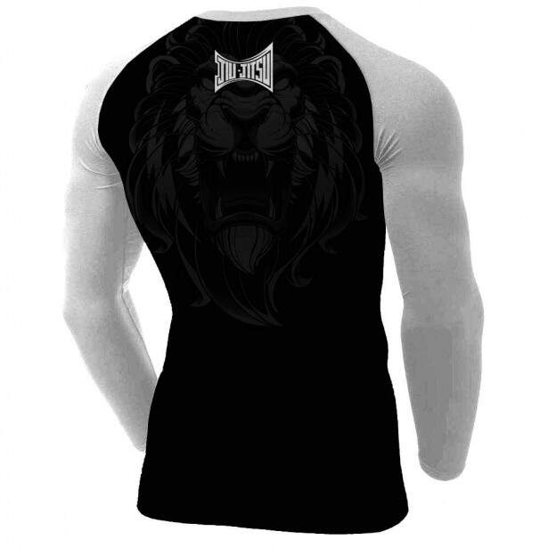 Rash Guard Lion Masculina Atlética
