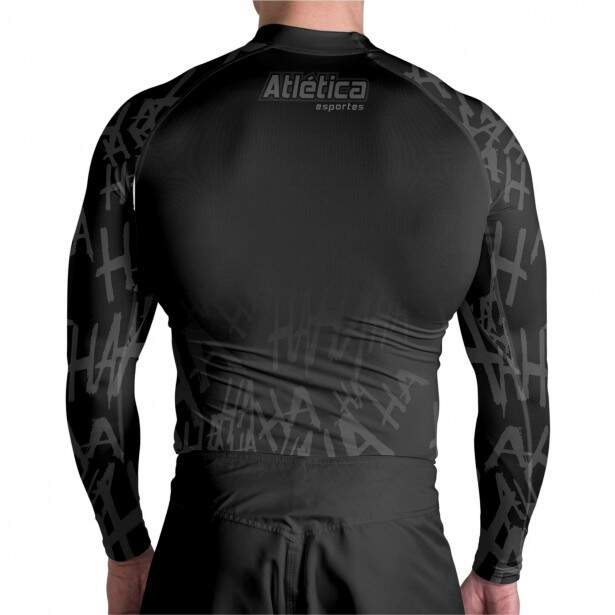 Rash Guard Batman vs Coringa Atlética Esportes