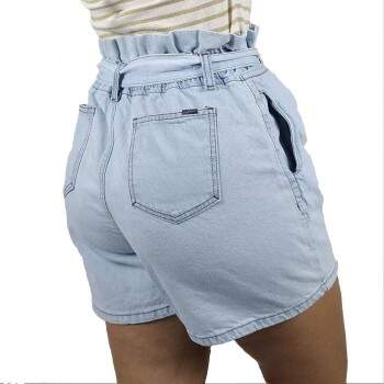 Short Feminino Max Denim 002 5090