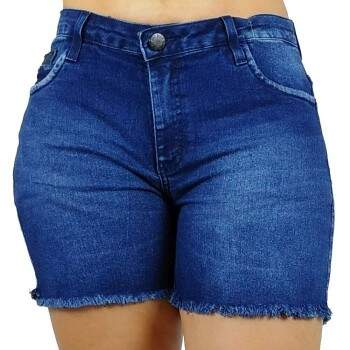 Short Feminino Max Denim 010 5074