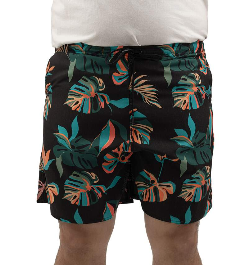 Short Masculino Maresia 10700209 Volley Plus Size Stan