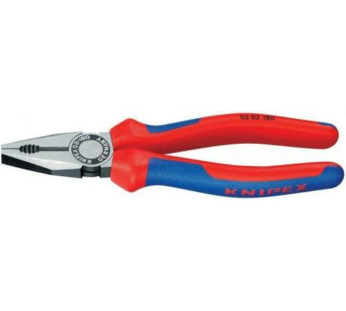 Alicate Universal 7 ISOL. - KNIPEX-0302180