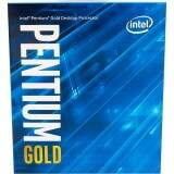 Processador Intel Pentium Gold G5400 Coffee Lake 8a Geração, Cache 4MB, 3.7Ghz, LGA 1151, Intel HD Graphics 610 - BX80684G5400