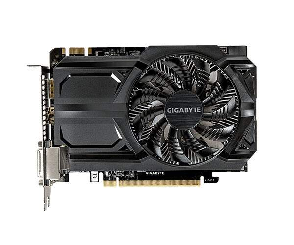 Placa de Vídeo Gigabyte Geforce GTX 950 OC 2GB GDDR5 128Bit - GV-N950OC-2GD