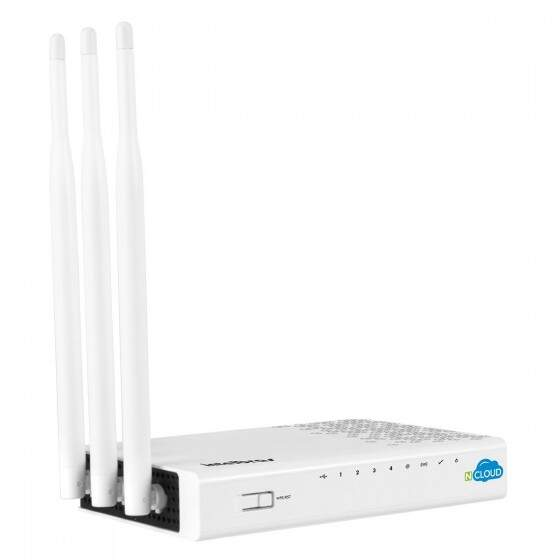 Roteador Wireless Intelbras Ncloud 300 MBPS 3 Antenas