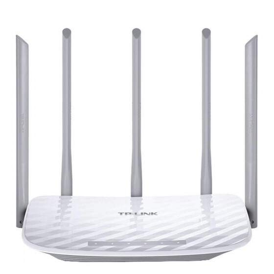 Roteador Wireless Tp-Link Dual Band AC 1350 - Archer C60