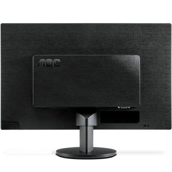 Monitor AOC LED 18.5´ Widescreen VGA - E970SWNL