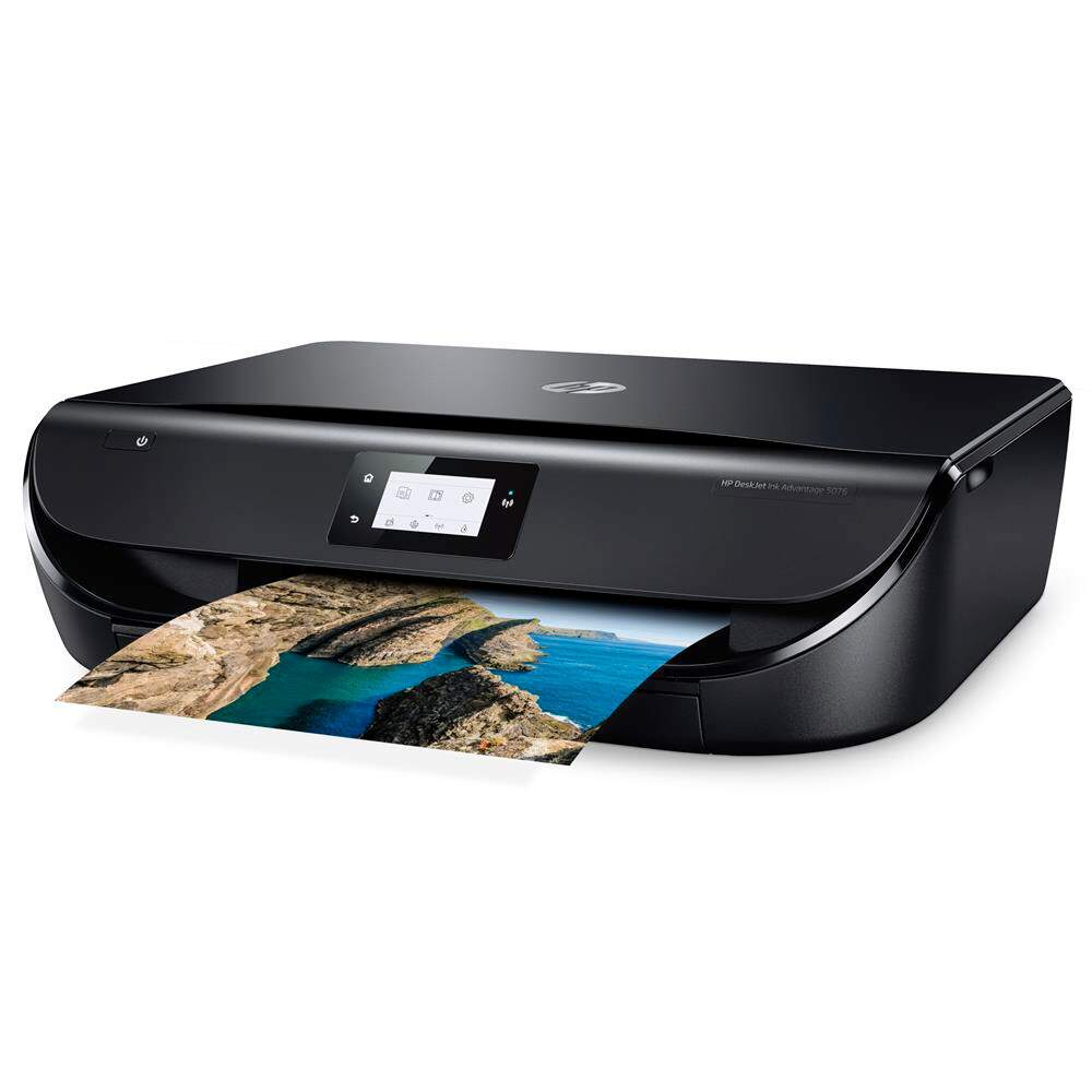 Multifuncional HP Deskjet Ink Advantage - 5076