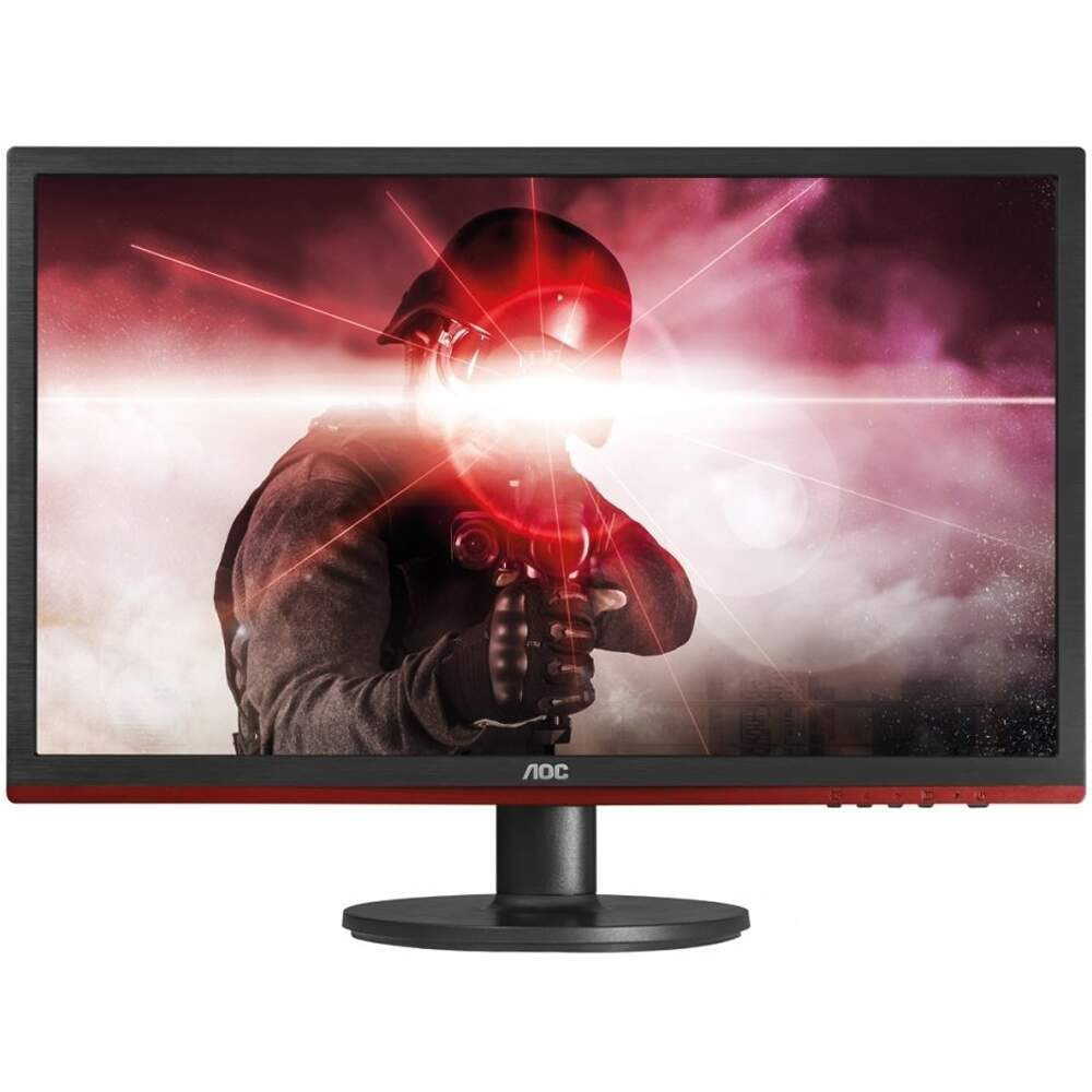 Monitor Gamer AOC LED 21.5´ Widescreen, Full HD, HDMI/VGA/Display Port, FreeSync, 1ms - G2260VWQ6