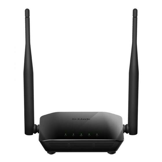 Roteador D-Link Wireless N300 - DIR-611