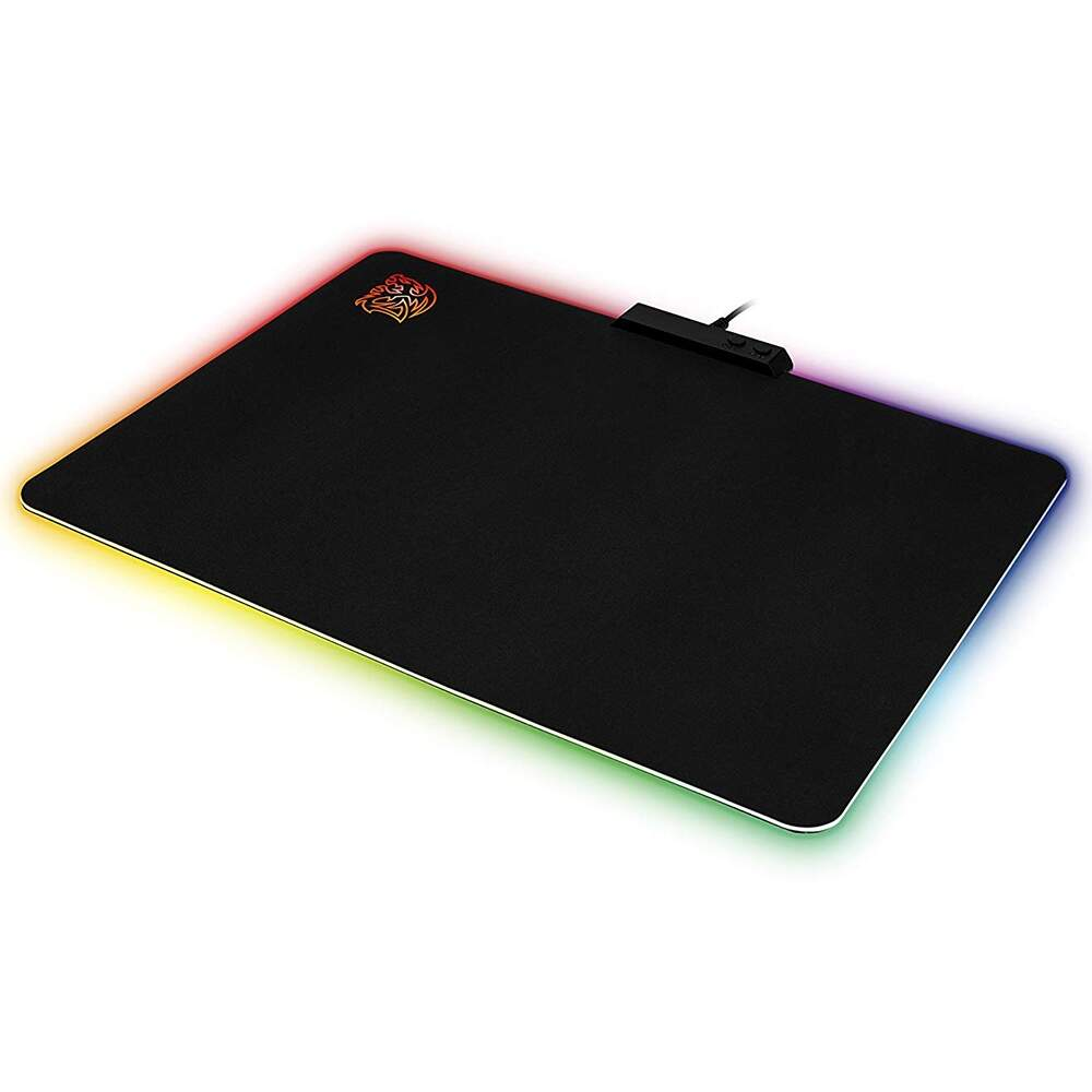 Mousepad Gamer Thermaltake Sports Draconem RGB Cloth Edition - MP-DCM-RGBSMS-01