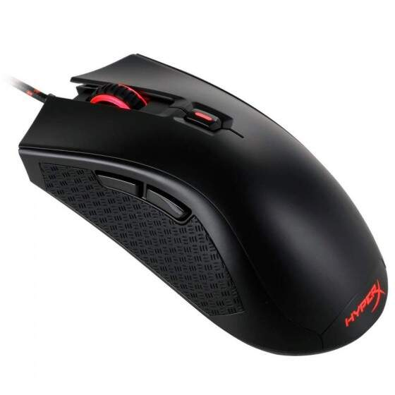 Mouse Gamer HyperX Pulsefire FPS 3200dpi - HX-MC001A/AM
