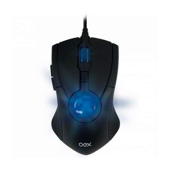 Mouse Oex Energy optico USB - MS-301