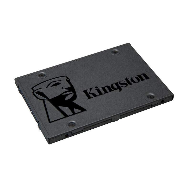 SSD Kingston 2.5´ 120GB A400 SATA III - SA400S37/120G