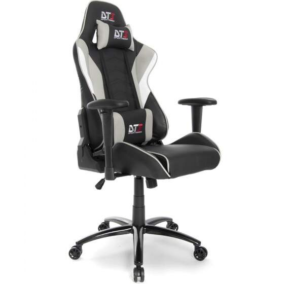Cadeira Gamer DT3 Sports Elise Grey - 10633-3