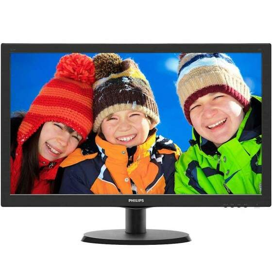 Monitor Philips LED 21,5´ Full HD - 223V5LHSB2