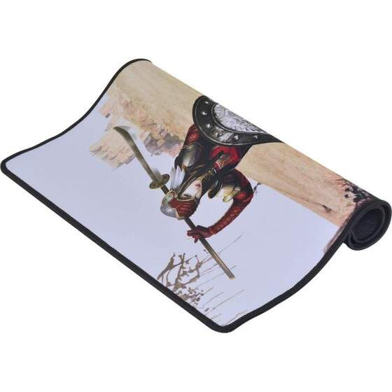 Mousepad Gamer PcYes RPG Valkyrie 400x500mm - RV40X50