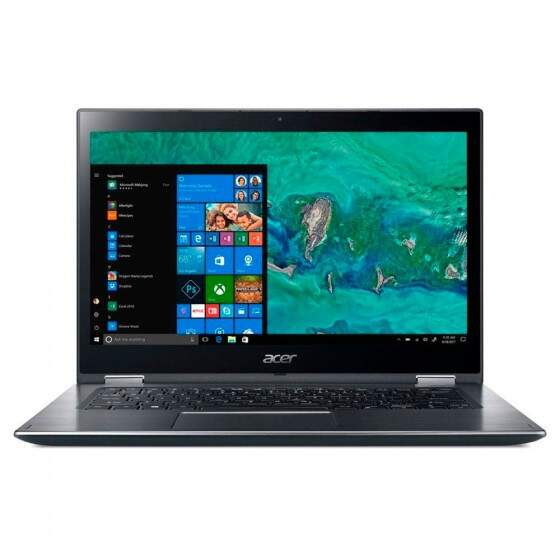 Notebook Acer Spin 3 Touchscreen, Intel Core i5-8250U, 8GB, HD 1TB, 14´, Windows - SP314-51-C5NP