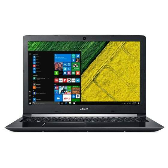 Notebook Acer Intel Core i5 4GB RAM 1TB HD 15.6 HD Windows 10 - A515-51-55QD