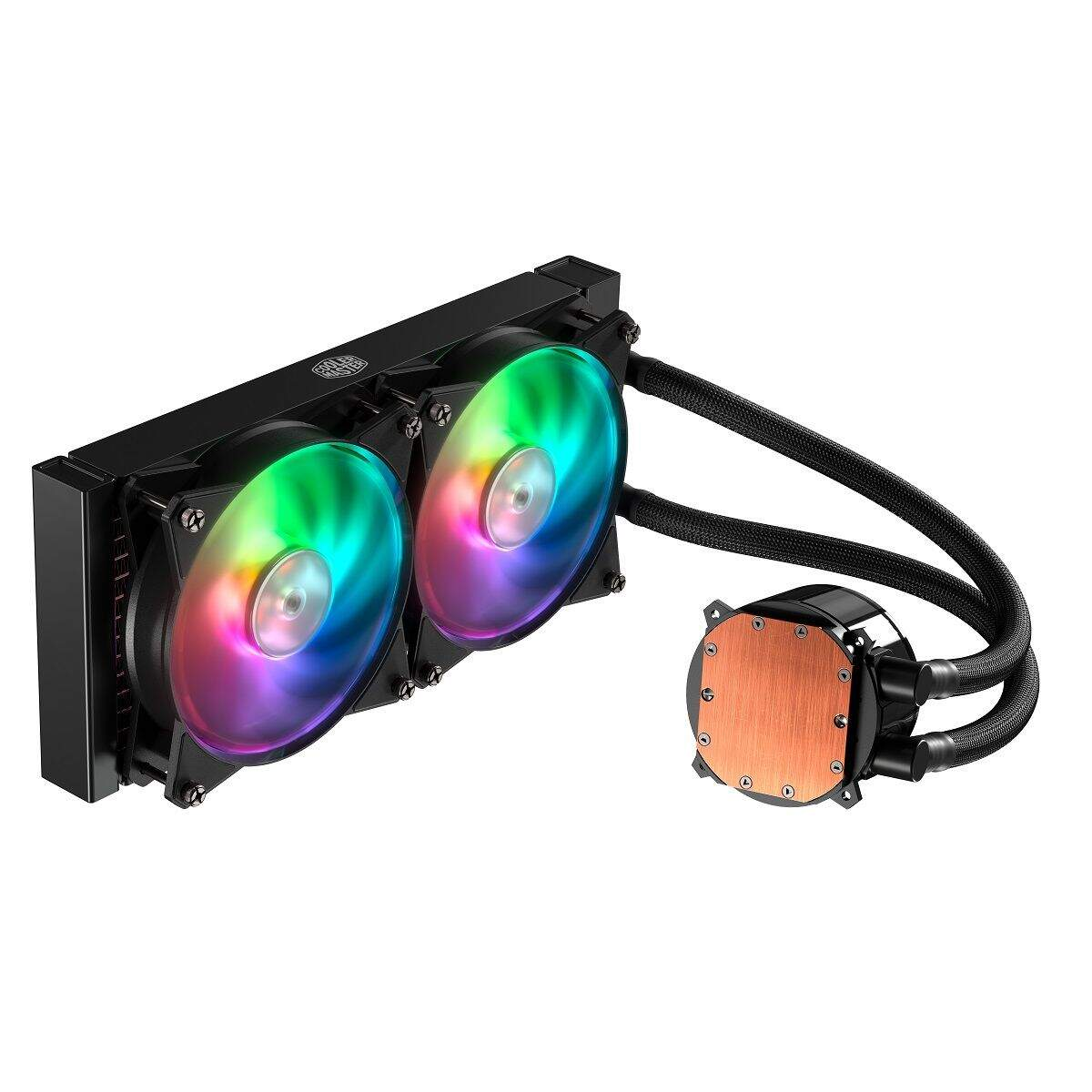 Water Cooler Cooler Master MasterLiquid ML240R RGB - MLX-D24M-A20PC-R1