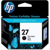 Cartucho HP 27 preto Original - C8727AB