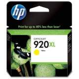Cartucho HP 920XL amarelo 7,5ml - CD974AL
