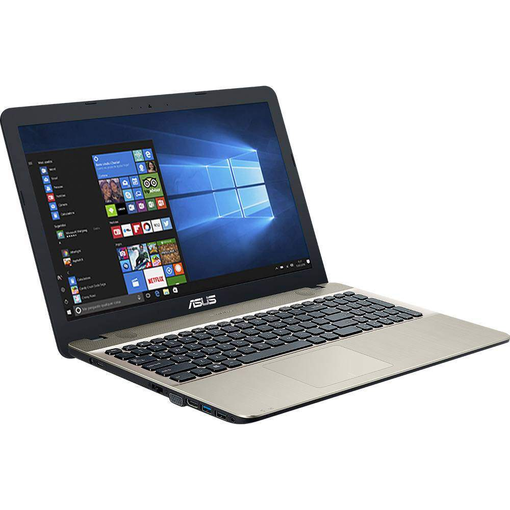 Notebook Asus Vivobook Max X541NA-GO473T Intel Celeron Quad Core 4GB 500GB Tela LED 15,6