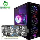 Computador Gamer Infohard Intel I7-8700, 4GB DDR4, 1TB HD, GTX1050TI 4GB, 500W, H310M M.2 - 631737