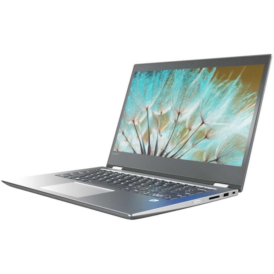 Notebook 2 em 1 Lenovo Yoga 520 Intel Core i7-7500U 2.7GHZ 8GB 1TB LED 14 Touch Screen Windows 10 - 80YM0004BR