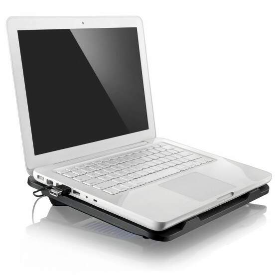 "Base para Notebook Multilaser Stand com Cooler 17"" - AC263"
