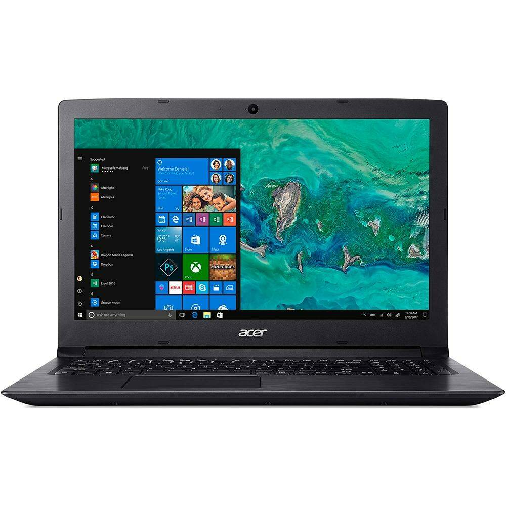 Notebook Acer Aspire 3, Intel Celeron N3060, 4GB, 500GB, Windows 10 Home, 15.6´ - A315-33-C39F