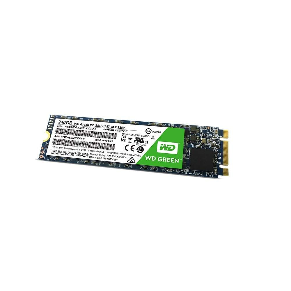 Ssd WD 240gb Green M.2 2280