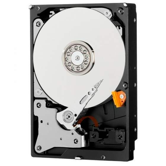 HD WD SATA 3,5´ Purple Surveillance 1TB IntelliPower 64MB Cache SATA 6.0Gb/s