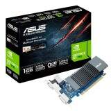 Placa de Vídeo Asus NVIDIA GeForce GT 710 1GB, GDDR5 - GT710-SL-1GD5