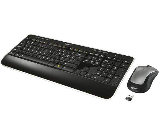 Teclado e Mouse Wireless Combo MK520 - Logitech