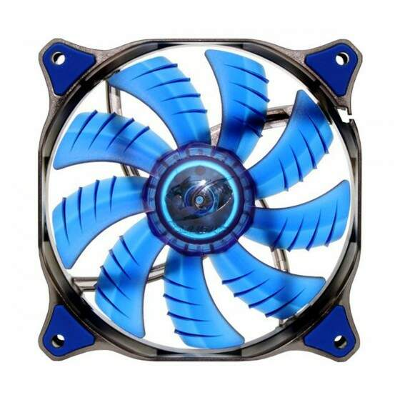 Cooler FAN Cougar Dual-X 120x120x25mm Blue LED CF-D12HB-B